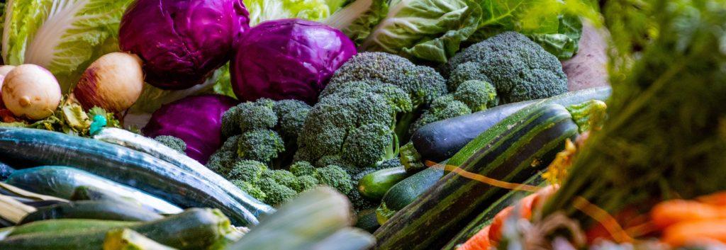 onbewerkte voeding; groenten; gezonde voeding